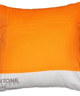 copricuscino pantone 15 1157 flame orange 40 x 40 2 copia 2 321x385 - COPRI CUSCINO ARREDO PANTONE by BASSETTI FLAME ORANGE CM 40 X 40 SFODERABILE CUSCINI LETTO DIVANO
