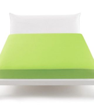 lime 3240 3 321x385 - Bassetti Pop Color Lenzuolo con angoli per letto matrimoniale 175 x 200 cm (LIME - 3240)